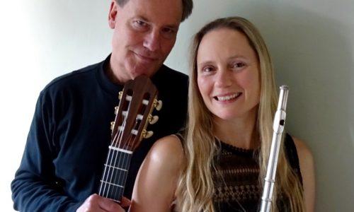 Paul Gregory og Rachel Smith
